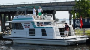 dock holiday boat rentals
